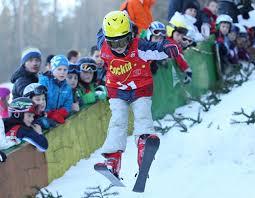 Smučarski skoki – občinsko prvenstvo OŠ 2016
