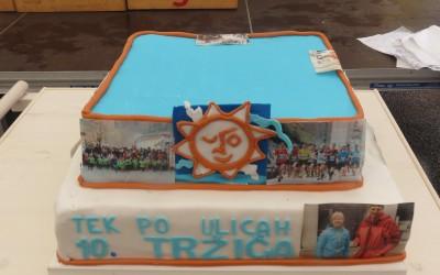 Rezultati 10. teka po ulicah Tržiča, 9.4.2016