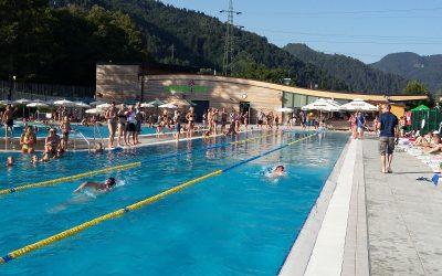 Rezultati OP plavanje, 1.8.2017