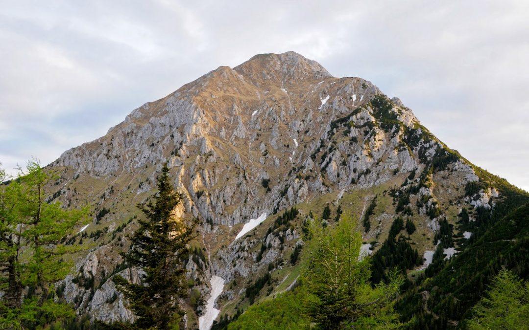 6. Gorski tek pod Storžič