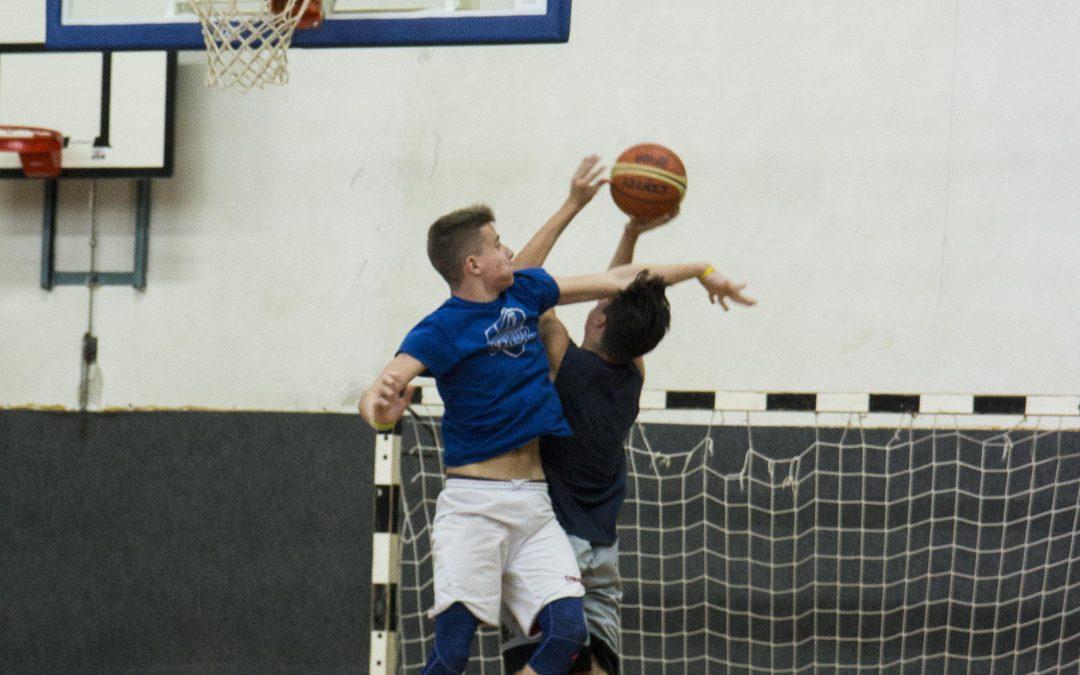 Turnir trojk v košarki
