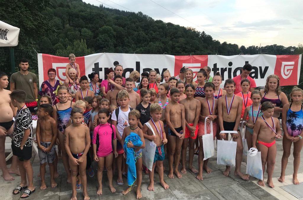 Plavanje_rezultati 30.7.2019