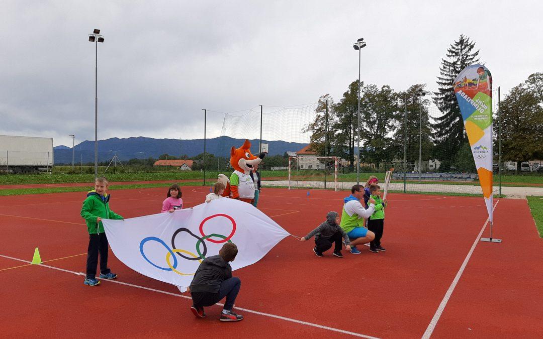 Mini olimpijada Križe, 3.10.2019