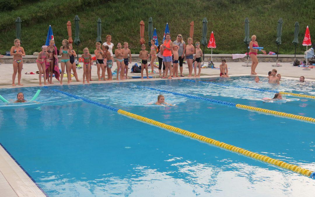 Tekmovanje v plavanju, 1.8.2017