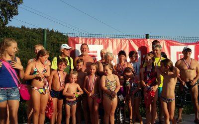 Rezultati plavanja, 1.8.2017