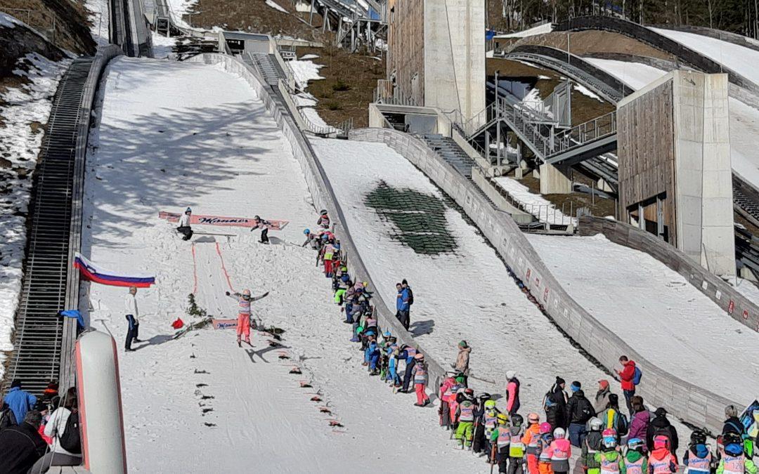 Rezultati smučarski skoki šolski _ Planica, 12.3.2019